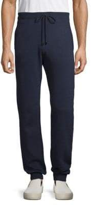 Salvatore Ferragamo Classic Wool & Cashmere Jogger Pants