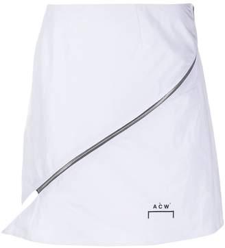 A-Cold-Wall* asymmetric skirt