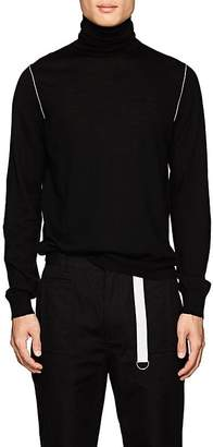 Helmut Lang Men's Wool Turtleneck Sweater