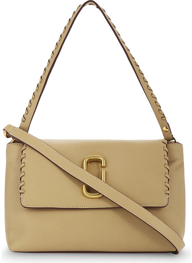 Marc JacobsMARC JACOBS Noho leather shoulder bag