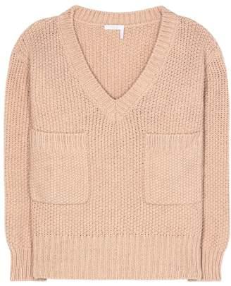 Chloé V-neck sweater