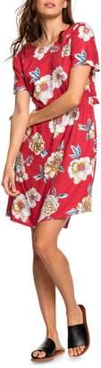 Roxy Hello Cilento Back Cutout Minidress