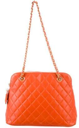 7c91d45b4ffa Chanel Orange Top Zip Handbags - ShopStyle