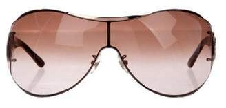 Chopard Crystal Shield Sunglasses