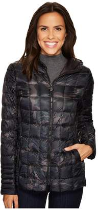 Vince Camuto Hooded Lightweight Down N1961 Women's Coat