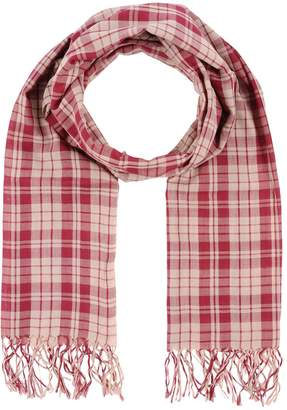 Brooks Brothers RED FLEECE by Oblong scarves