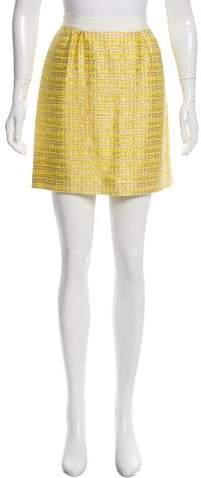 Kate SpadeKate Spade New York Bouclé Mini Skirt