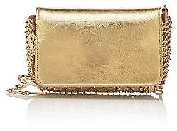 Paco Rabanne Women's 14#01 Chain-Mail Mini Crossbody - Gold