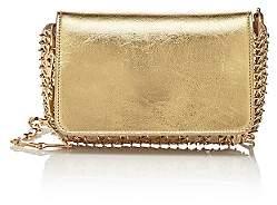 Paco Rabanne Women's 14#01 Chain-Mail Mini Crossbody-Gold