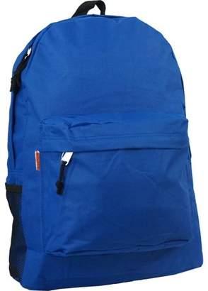 DAY Birger et Mikkelsen K-Cliffs Backpack 18 inch Padded Back School Pack Classic Book Bag Mesh Pocket Royal