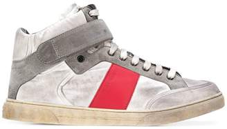Saint Laurent touch-strap sneakers