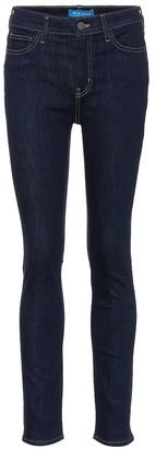MiH Jeans Bridge high-rise skinny jeans