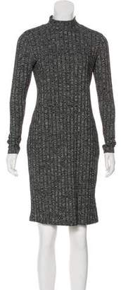 Whistles Knee-Length Knit Dress