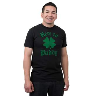 "Men's ""Here To Paddy"" Tee"