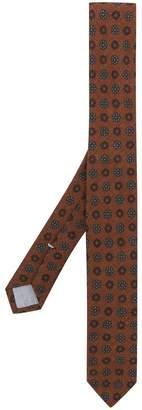 Eleventy floral print tie
