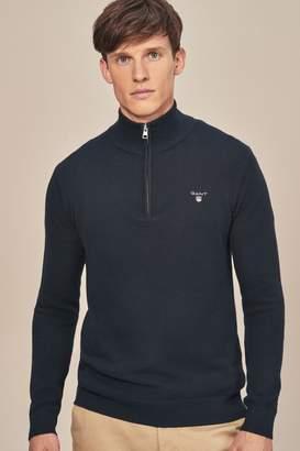 b013f012acc Brown Half Zip Knitwear For Men - ShopStyle UK
