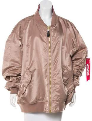 Alpha Industries Vetements x 2018 Bomber Jacket