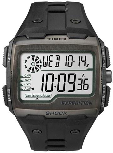 Men's Timex Resin Digital Watch, 50Mm