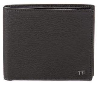 Tom Ford Leather Bi-Fold Wallet