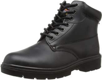 Dickies Unisex Antrim Super Steel Toe-cap Safety Boot / Footwear (9.5 US) (Black)