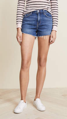L'Agence Ryland High Waist Shorts