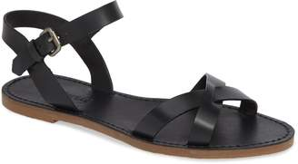 Madewell Boardwalk Quarter Strap Sandal