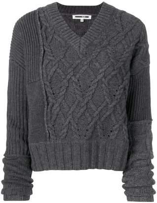 McQ chunky knit jumper