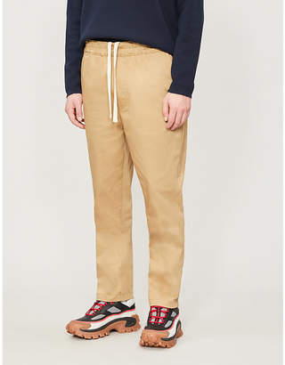 Acne Studios Paco stretch-cotton trousers