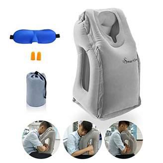 SmartDer Inflatable Travel Pillow