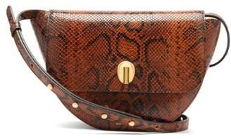 Wandler Billy Snake Effect Leather Shoulder Bag - Womens - Python
