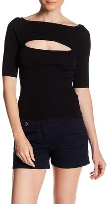 360 Cashmere Margarita Sweater $184 thestylecure.com