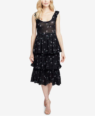 Rachel Roy Tiered Ruffle Dress, Created for Macy's