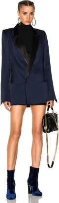 Haider Ackermann Double Breasted Blazer $1,565 thestylecure.com
