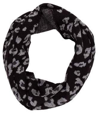 Calvin Klein Collection Patterned Infinity Scarf