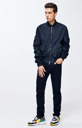 PacSun Black Straight Leg Jeans