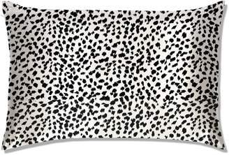 Slip Silk Leopard Pillowcase