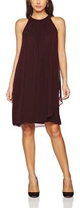 Vera Mont Women's 0051/4825 Dress, (Jet Black 9042), 8