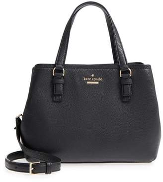 Kate Spade Jackson Street - Small Octavia Leather Satchel