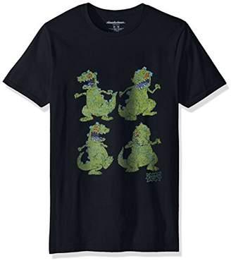 Nickelodeon Men's Rugrats Short Sleeve Graphic T-Shirt