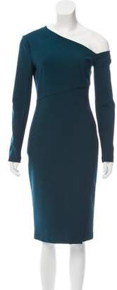 Yigal Azrouel Long Sleeve Knee-Length Dress w/ Tags