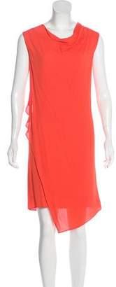 Joseph Sleeveless Midi Dress