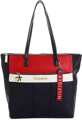 8d658e5897 Tommy Hilfiger Faux Leather Handbags - ShopStyle