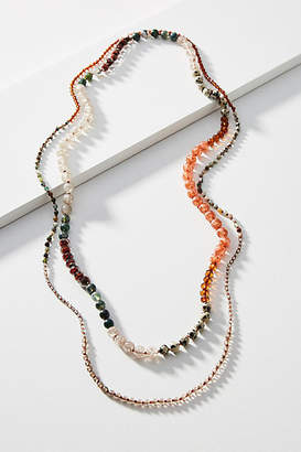 Anthropologie Clarice Layered Necklace