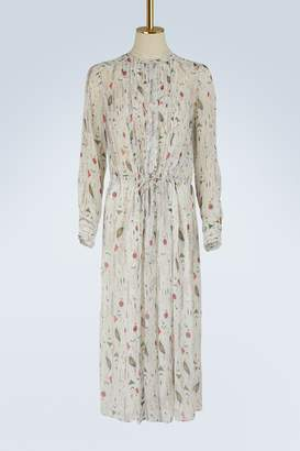 Etoile Isabel Marant Silk Baphir dress