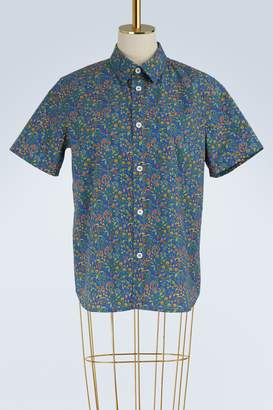 A.P.C. Dana short-sleeved shirt