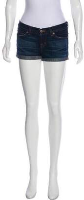 J Brand Mini Denim Shorts