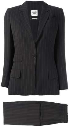Hermes Pre-Owned pinstriped suit
