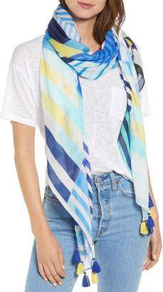 Echo Stripes On Stripes Scarf