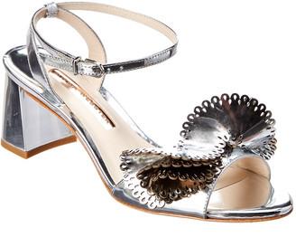 Sophia Webster Soleil 60 Leather Sandal