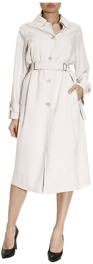 Bottega Veneta Coat Coat Women Bottega Veneta